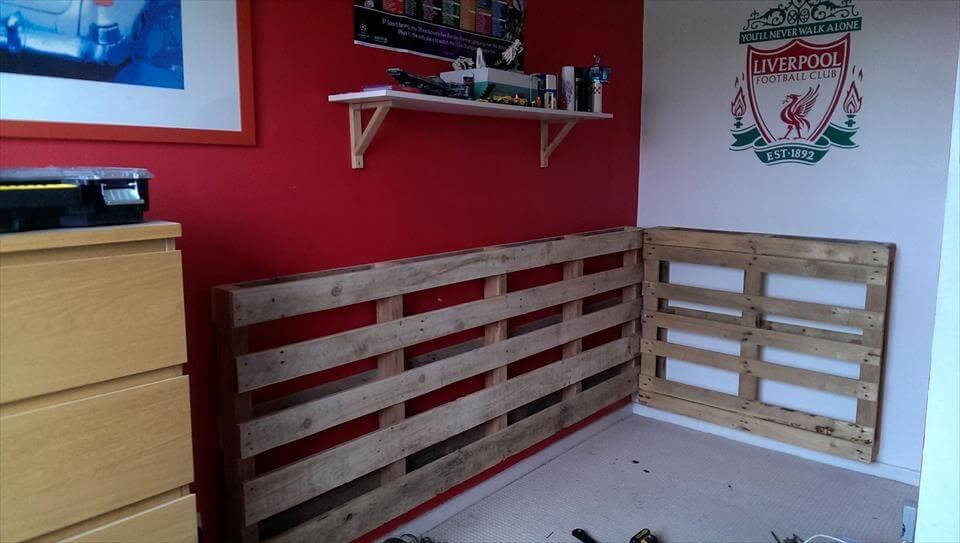 pallet bed design