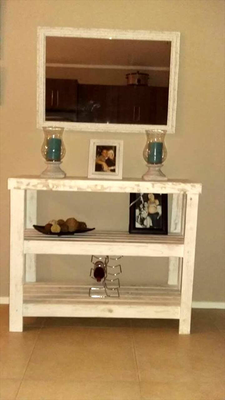 white-paitned-chic-pallet-media-console