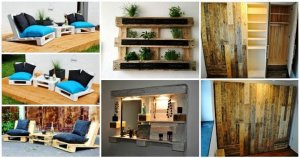 15 Surprising DIY Pallet Projects for Your New Home