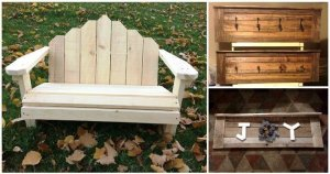 DIY Pallet Crafts Made by Pallets Jacked